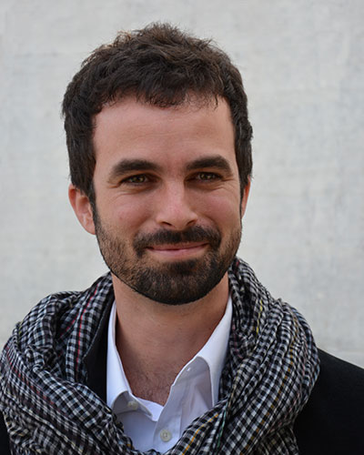 photo of Florian Evequoz, Youser's collaborator